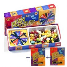 Jelly Belly Bean Boozled Spinner Game 99g + 2 Bean Boozled 45g